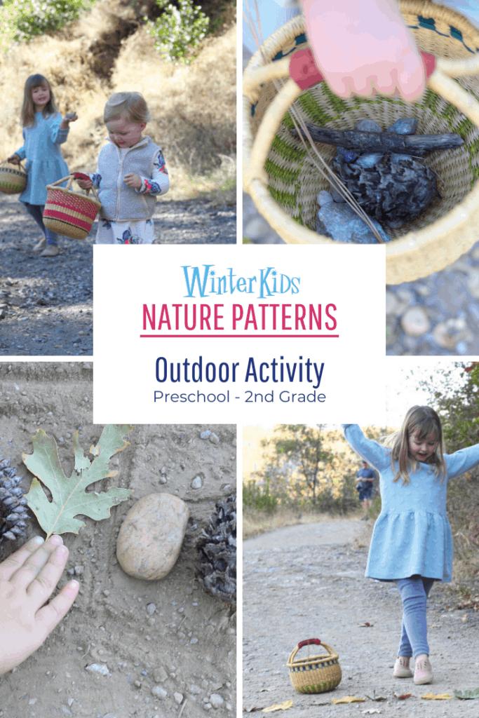 Nov Activity Nature Patterns Pinterest