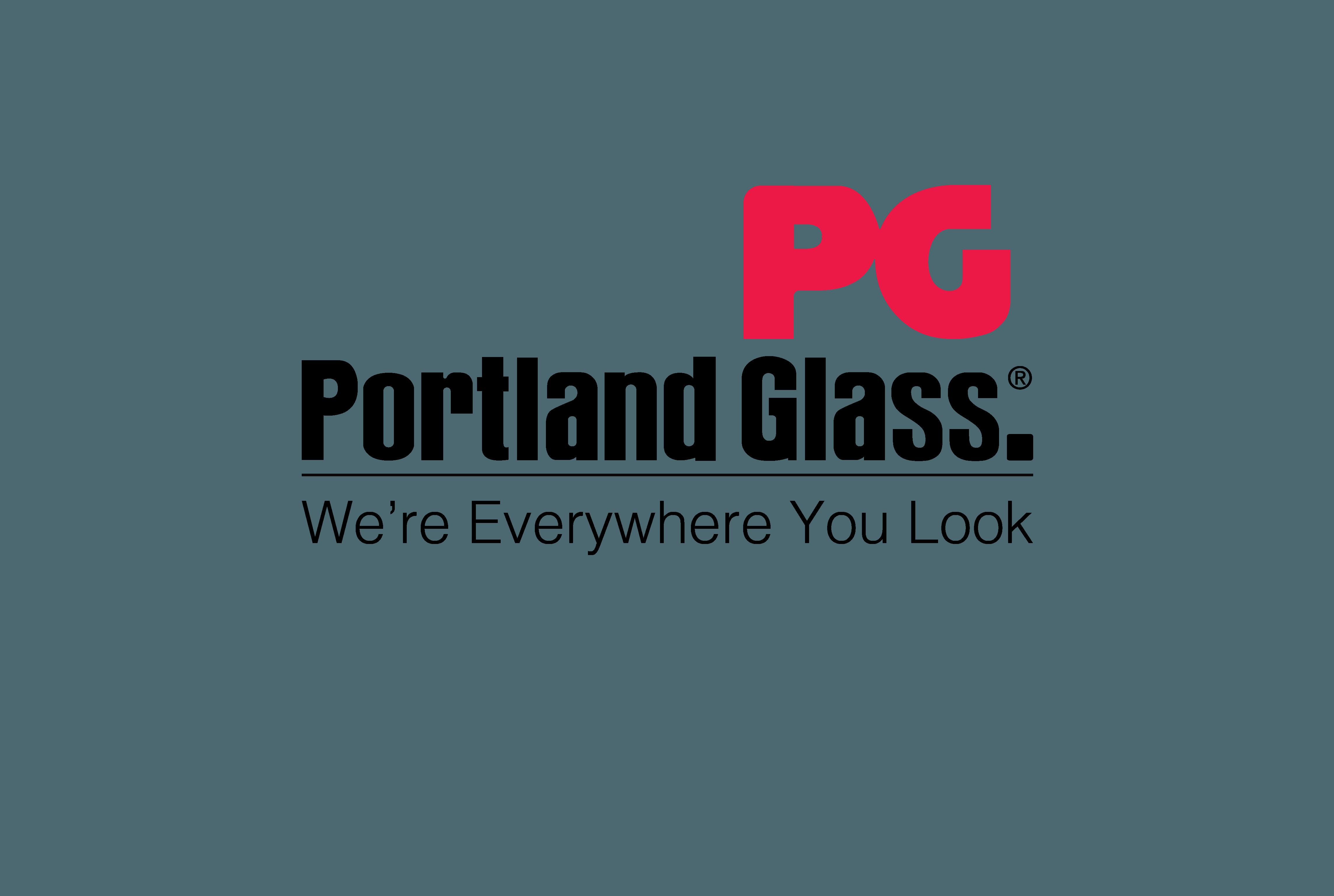 Portland Glass Logo