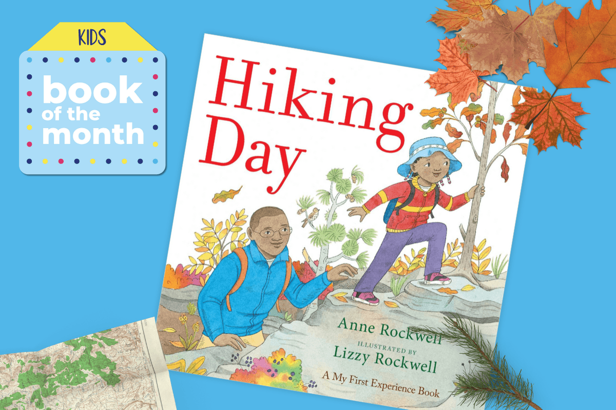WinterKids Book of the Month Hiking Day