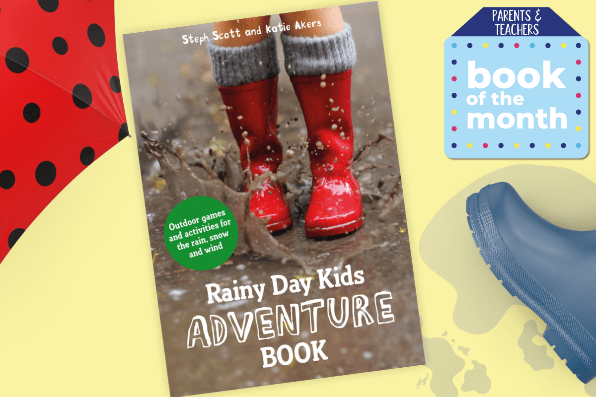 WinterKids Book of the Month Rainy Day Kids Adventure Book