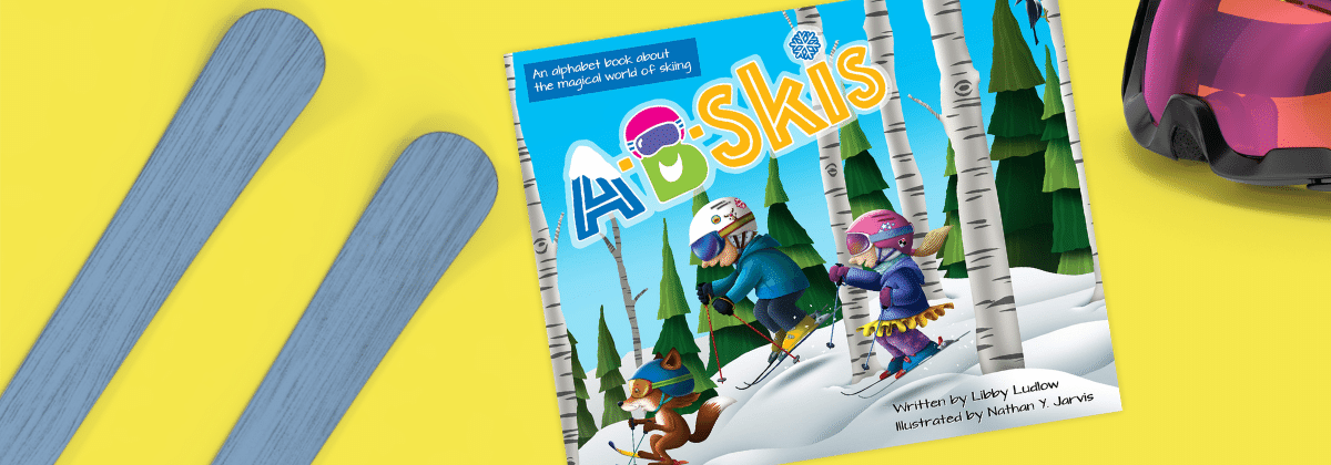 AB Skis WinterKids Book of the Month December 2019