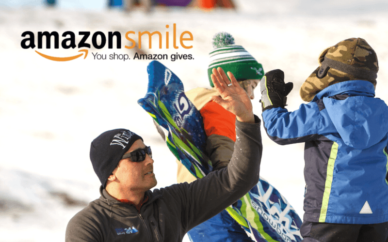 How to Shop AmazonSmile and Benefit WinterKids