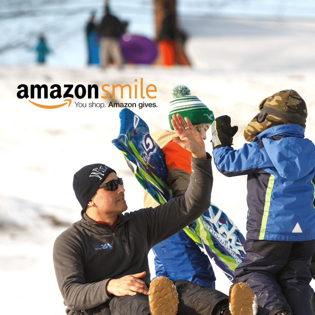 How to Use Amazon Smile and Give Back to WinterKids