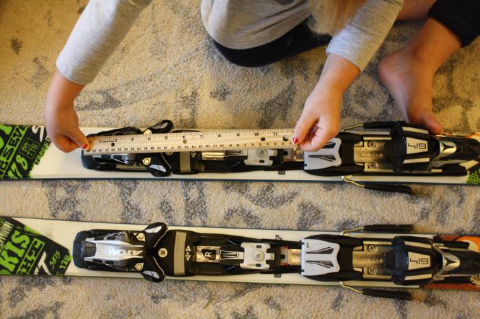 Measuring Snow Sport Gear Step 6 2 WinterKids