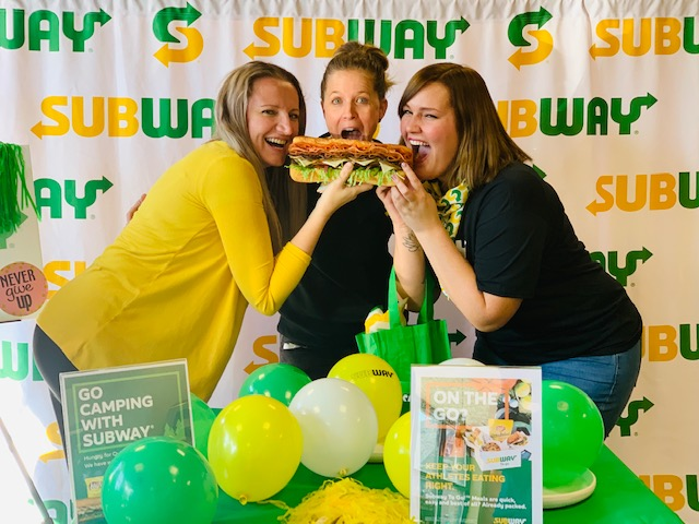 Subway of Maine Team