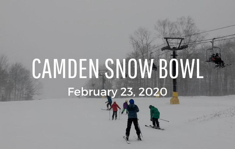 Family Day Camden Snow Bowl Feb 23 2020