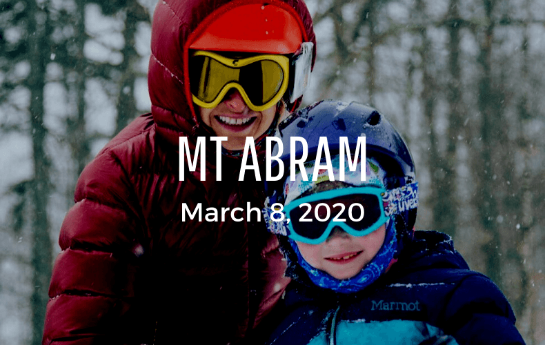 Family Day Mt Abram March 8 2020