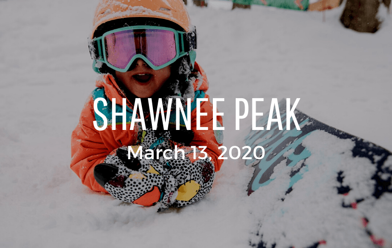 Family Day Shawnee Peak March 13 2020