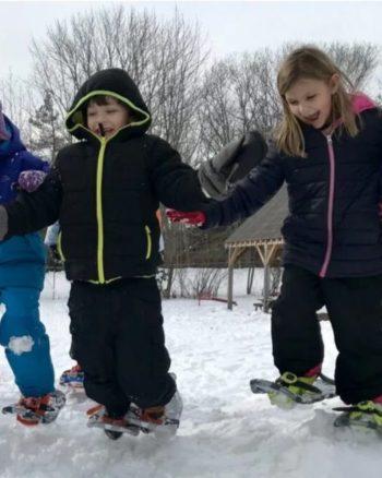 West Bath School Winter Games 2020