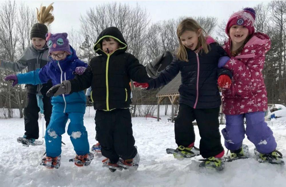 West Bath School tops leaderboard in the WinterKids Winter Games
