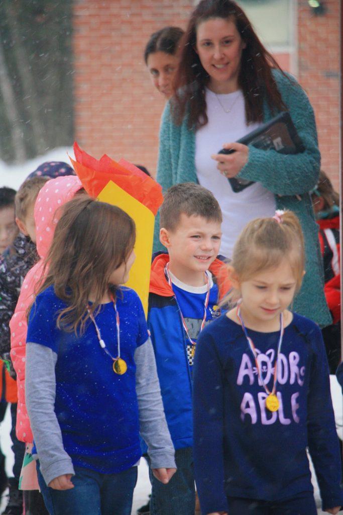 WinterKids Winter Games 2020 Waterboro Opening Ceremony 15