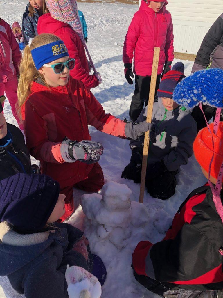 Ames Elementary School Winter Games 2020 Week 1