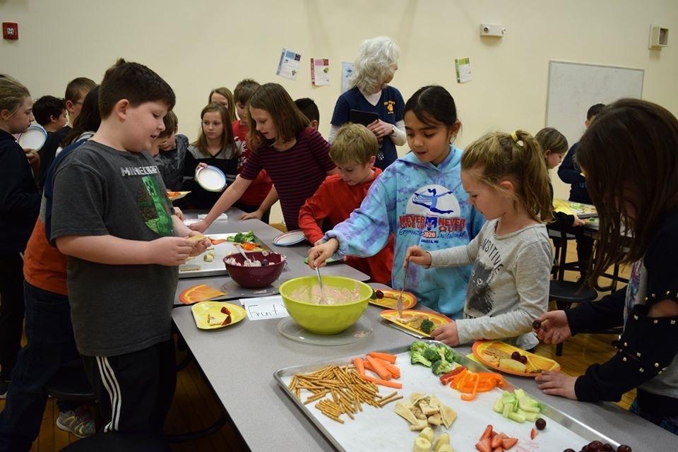 Ames Elementary School Winter Games 2020 Week 2