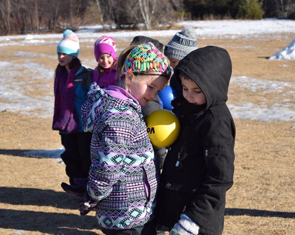 Ames Elementary School Winter Games 2020 Week 4