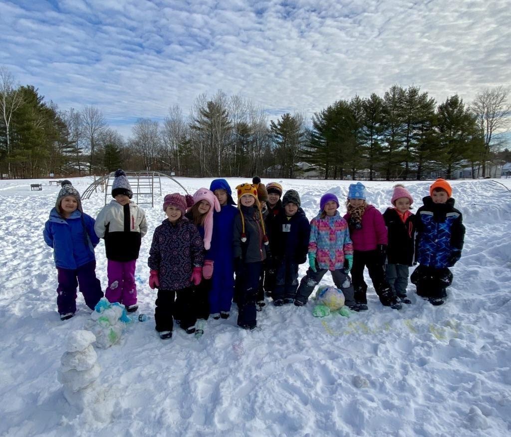 Andover Elementary School Winter Games 2020 Week 3