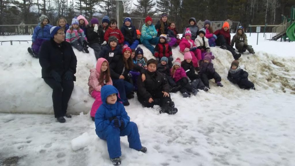 Andover Elementary School Winter Games 2020 Week 4