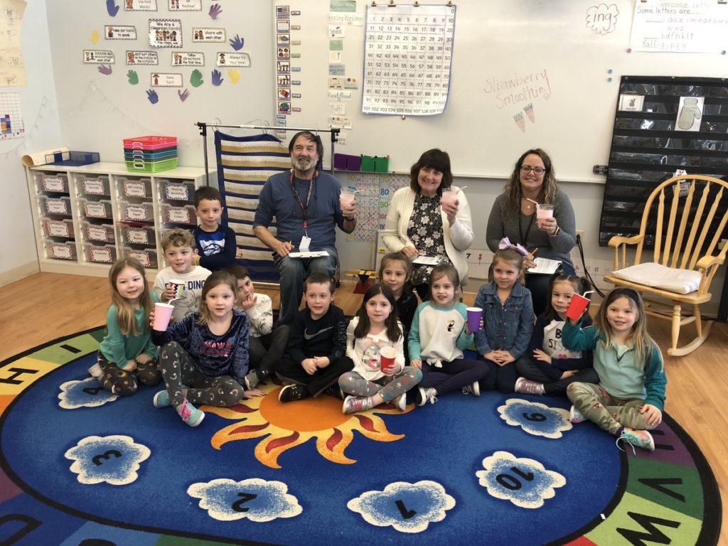 Ash Point Community School Winter Games 2020 Week 2
