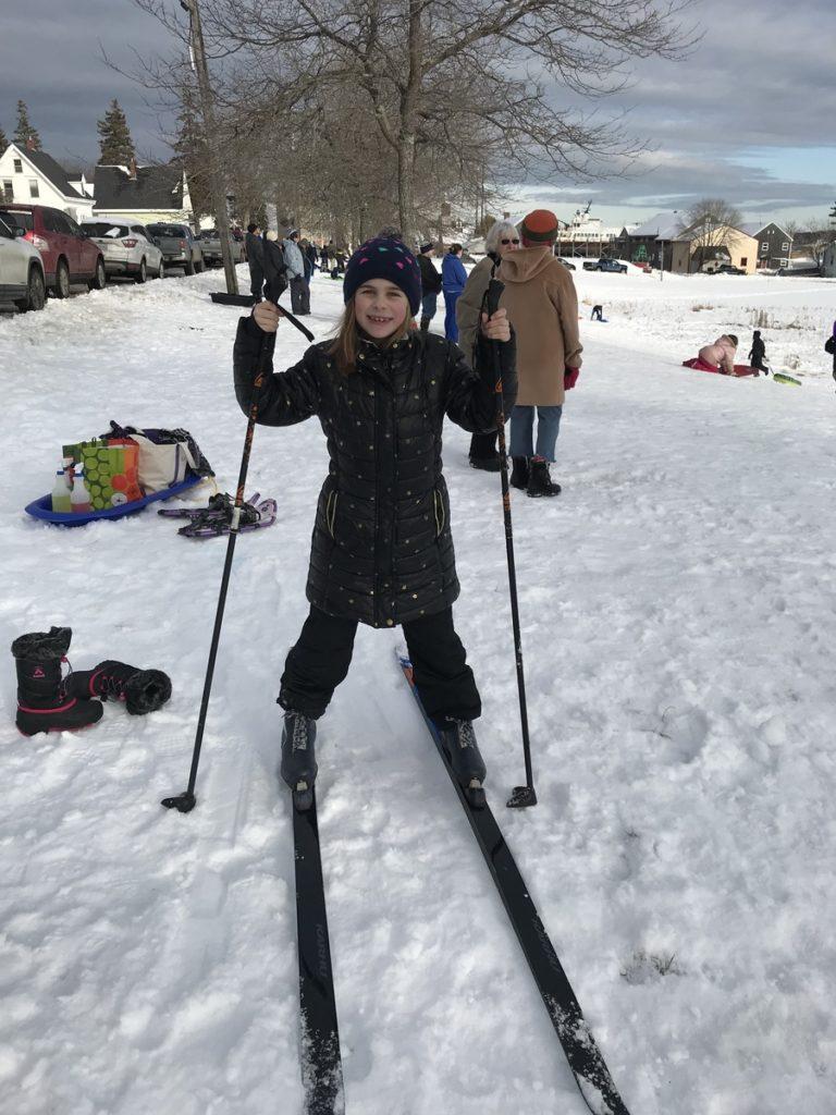 Ash Point Community School Winter Games 2020 Week 3