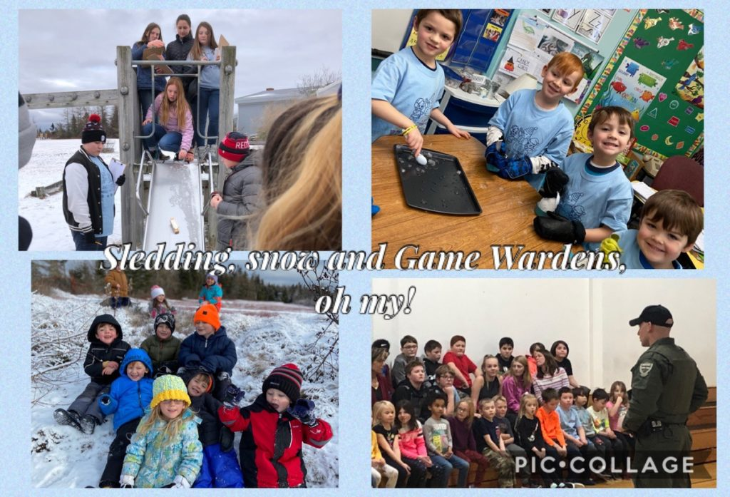 Bay Ridge Elementary Winter Games 2020 Week 1