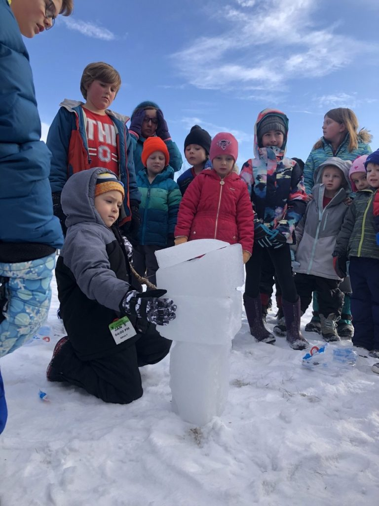 Bristol Consolidated School Winter Games 2020 Week 1