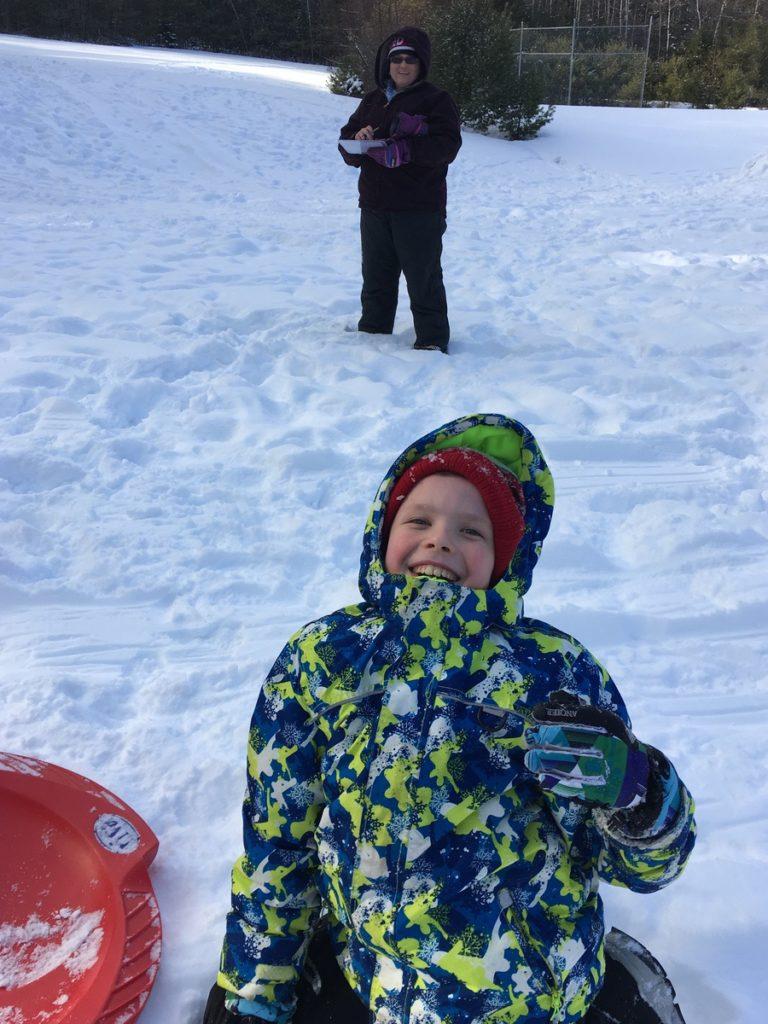 Brownville Elementary School Winter Games 2020 Week 1
