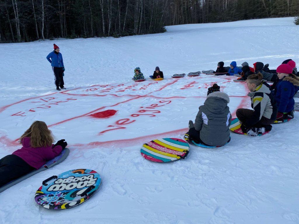 Brownville Elementary School Winter Games 2020 Week 2