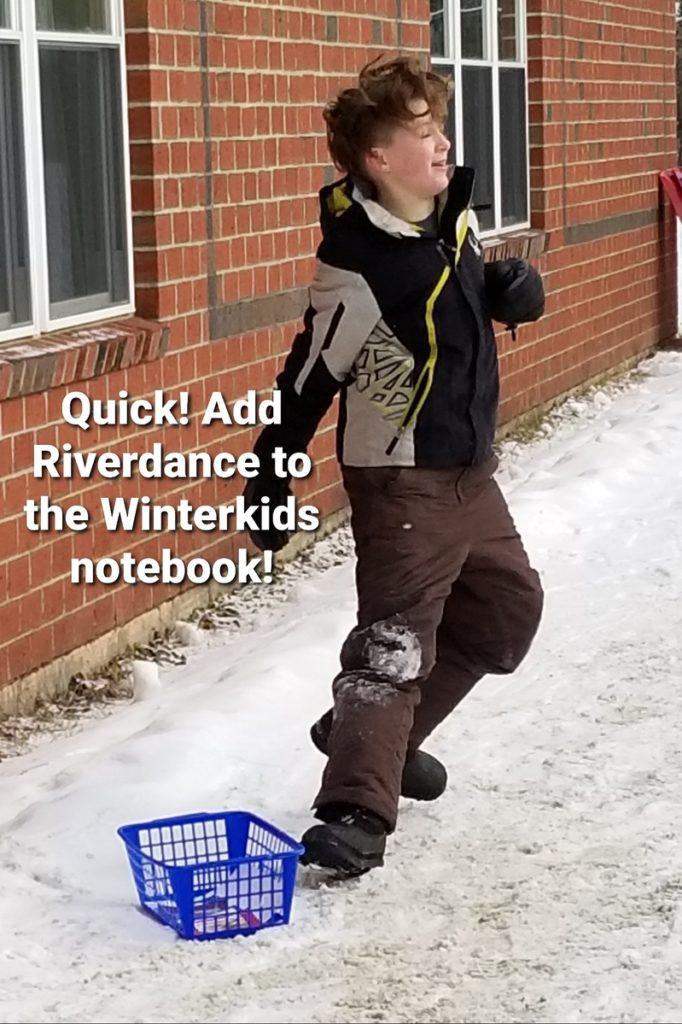 Brownville Elementary School Winter Games 2020 Week 2 MEME