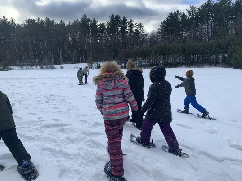 Brownville Elementary School Winter Games 2020 Week 4