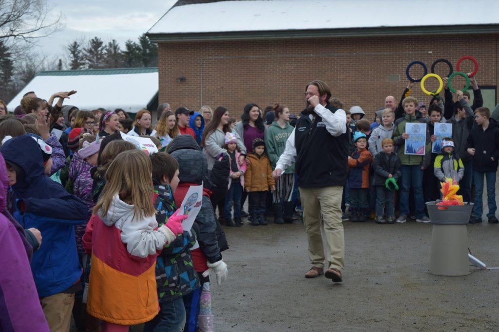 Carrabec Community School Winter Games 2020 Week 1