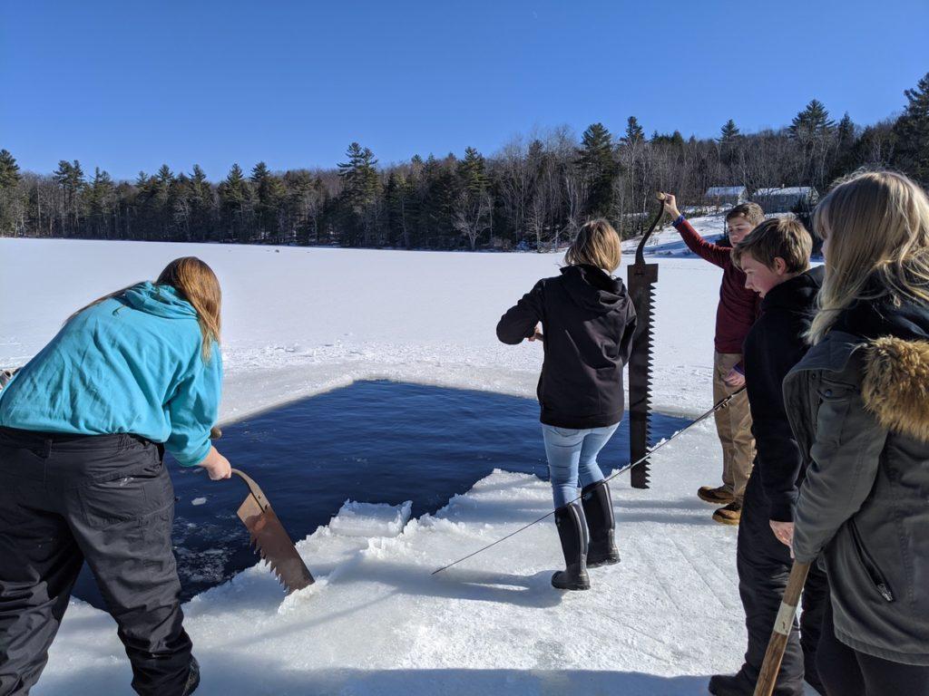Carrabec Community School Winter Games 2020 Week 4