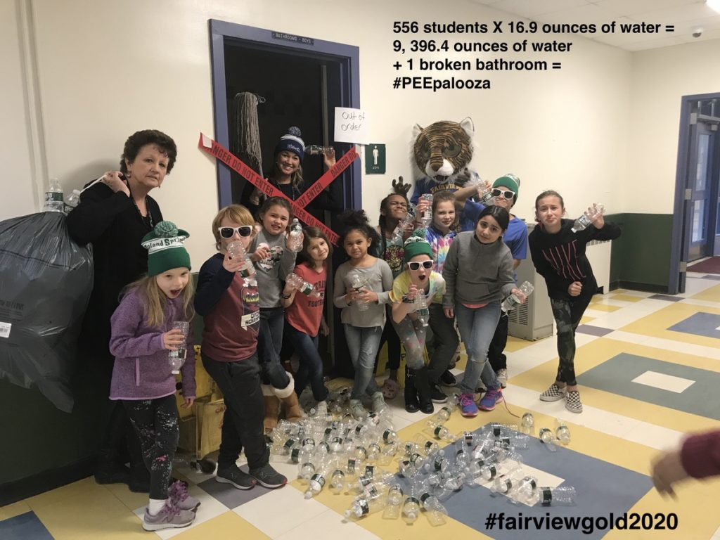 Fairview Elementary Winter Games 2020 Week 2 MEME