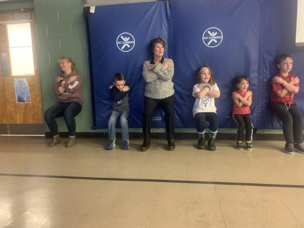 Fort Kent Elementary School Winter Games 2020 Week 1