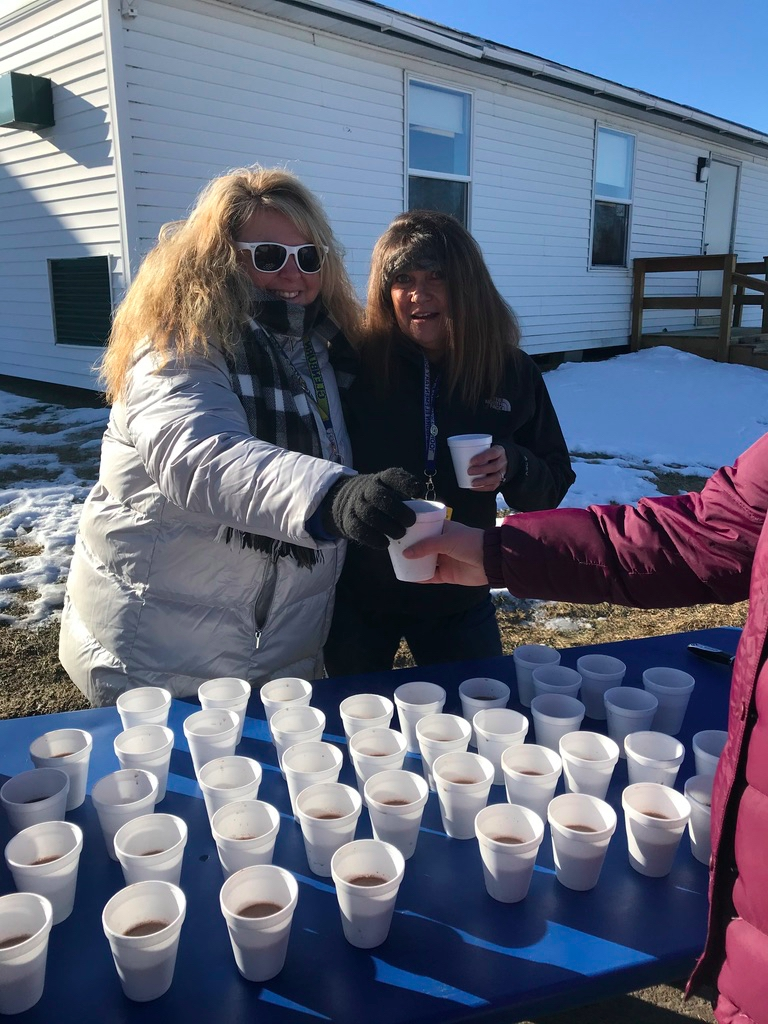 Glenburn Elementary School Winter Games 2020 Week 4