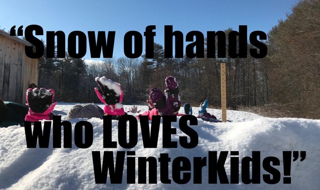 Harrison Elementary Winter Games 2020 Week 2 MEME
