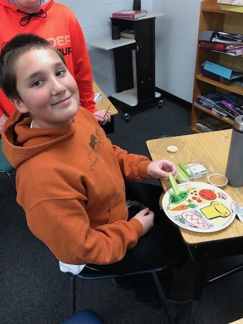 Harrison Elementary Winter Games 2020 Week 2