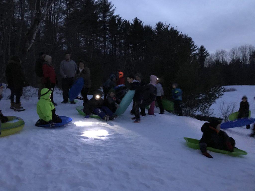 Harrison Elementary Winter Games 2020 Week 3