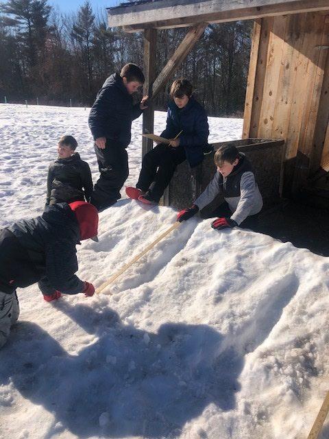 Harrison Elementary Winter Games 2020 Week 4