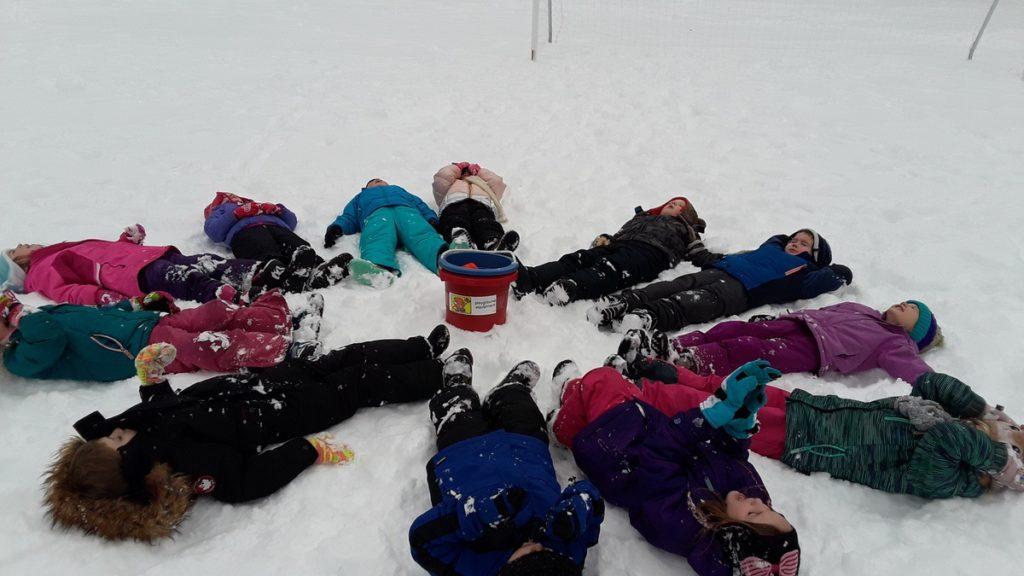 Helen A Thompson School Winter Games 2020 Week 1