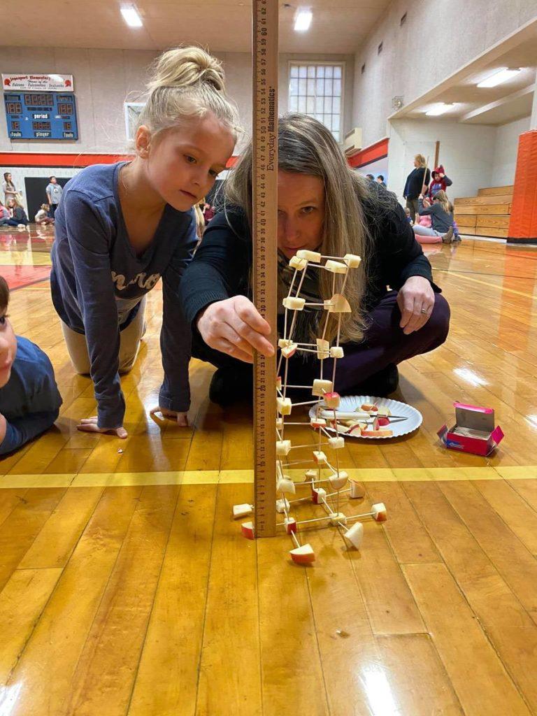 Jonesport Elementary School Winter Games 2020 Week 2