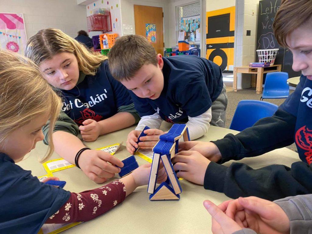 Jonesport Elementary School Winter Games 2020 Week 4