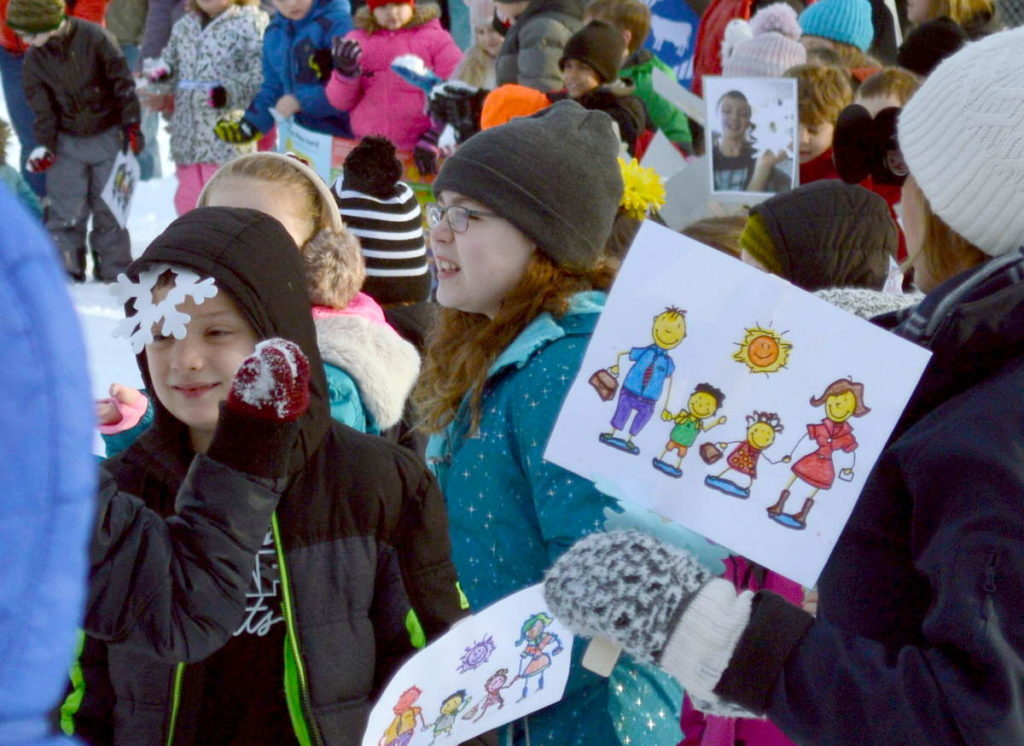 Knox County school takes WinterKids gold; Smith School places 4th