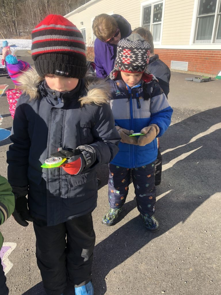 Leroy H Smith School Winter Games 2020 Week 4
