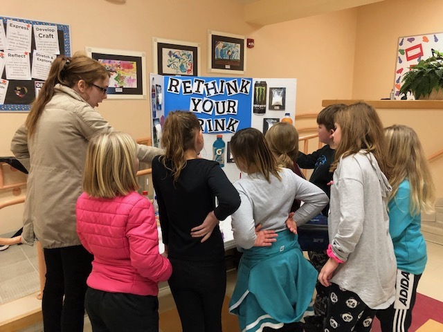 Madison Elementary School Winter Games 2020 Week 2