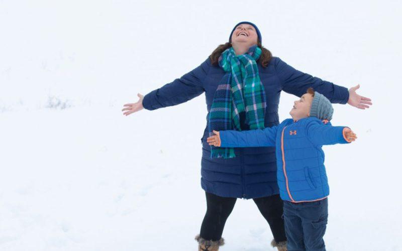 Maine Women Magazine Feature: Snow Queen