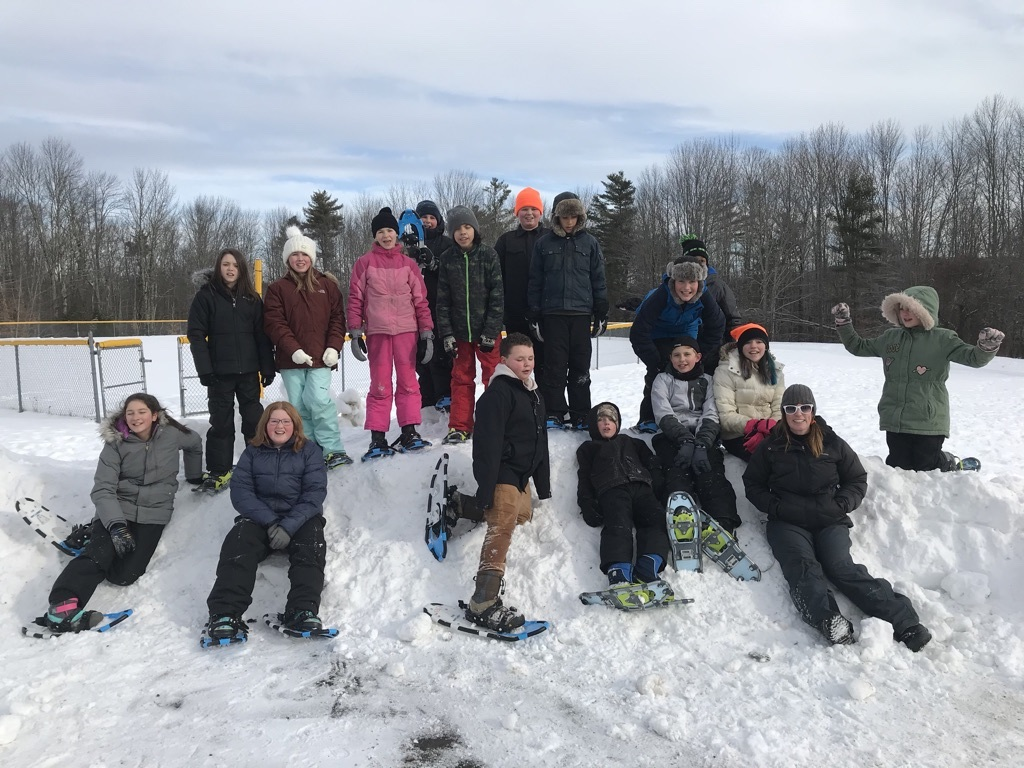 Prescott Memorial School Winter Games 2020 Week 1