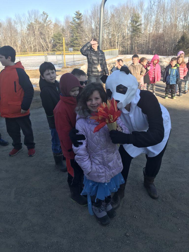 Prescott Memorial School Winter Games 2020 Week 4