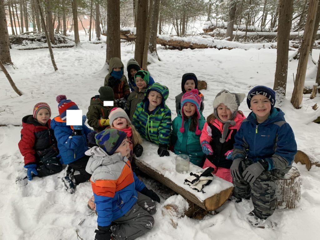 Rangeley Lakes Regional School Winter Games 2020 Week 1