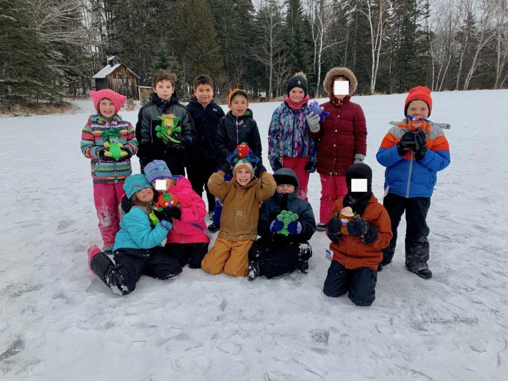 Rangeley Lakes Regional School Winter Games 2020 Week 2
