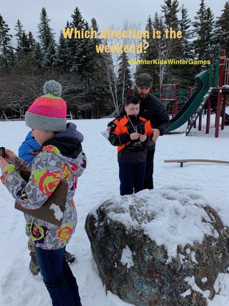 Rangeley Lakes Regional School Winter Games 2020 Week 2 MEME