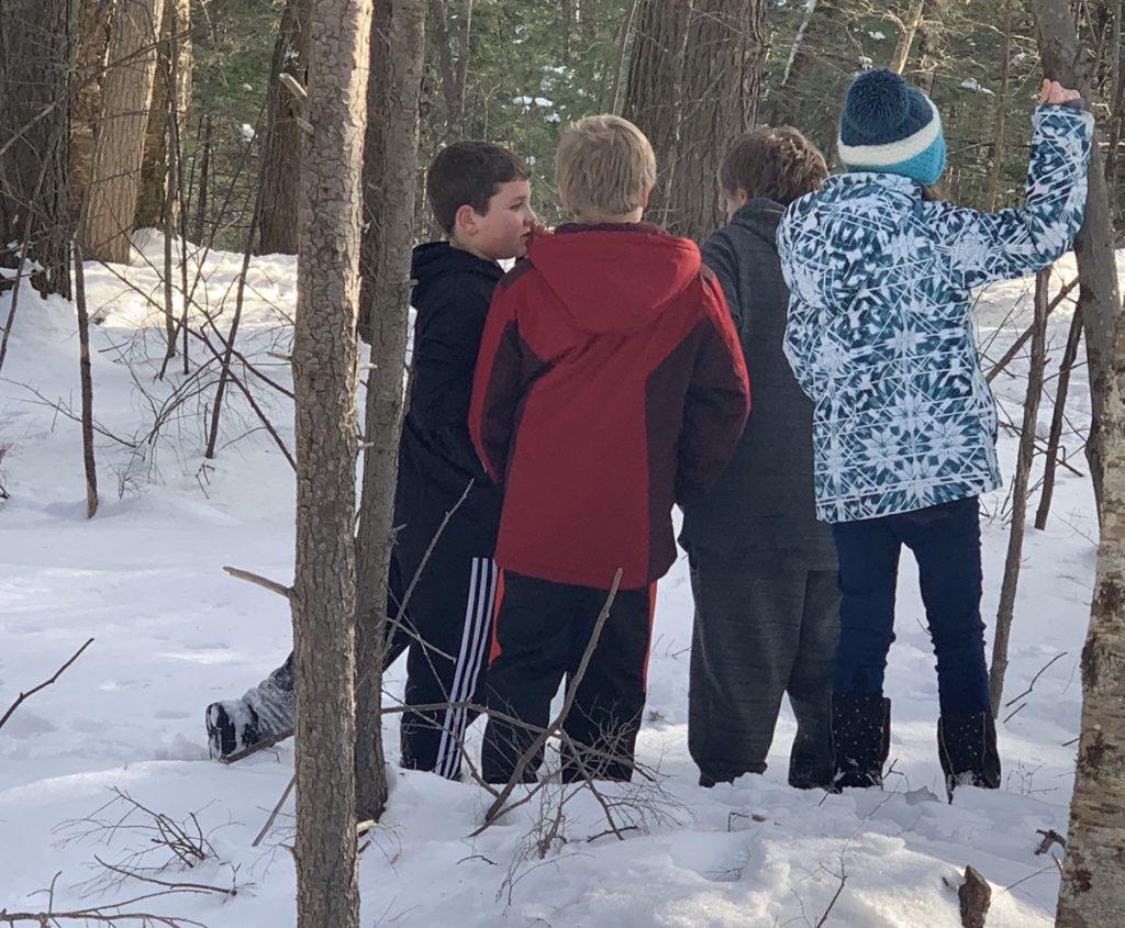 Spruce Mountain Elementary Winter Games 2020 Week 3